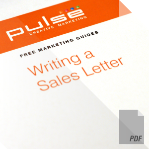 Writing a Sales Letter
