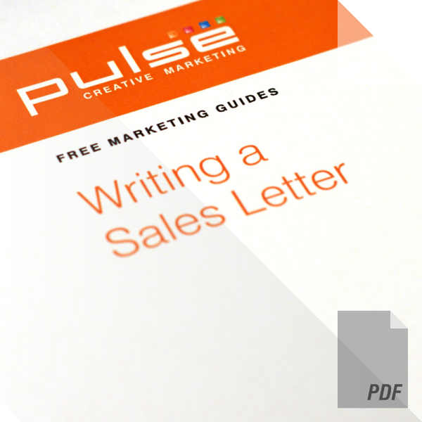 Downloads - Writing a Sales Letter